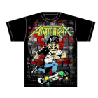 Anthrax: Skater Guy T-Shirt
