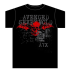 Avenged Sevenfold: Sketchy T-Shirt
