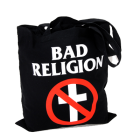 Bad Religion: Crossbuster Tote Bag