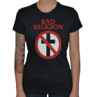 Bad Religion: Crossbuster Girlie Shirt