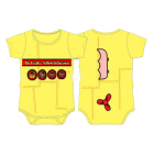 The Beatles: Yellow Submarine Onesie