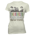 The Beatles: NY '64 Girlie Tee