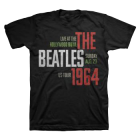 The Beatles: Hollywood Bowl T-Shirt