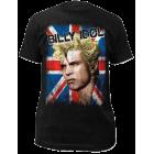 Billy Idol: Union Jack T-Shirt