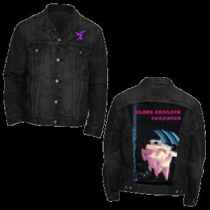Black Sabbath: Paranoid Denim Jacket