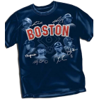 Red Sox: Stitch Logo T-Shirt
