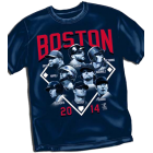 Red Sox: Team Diamond T-Shirt