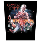 Cannibal Corpse: Back Patch
