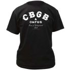 CBGB: Classic Logo T-Shirt