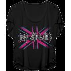 Def Leppard: Pink Union Jack Girlie