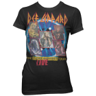 Def Leppard: 7 Day Weekend Jrs Tee