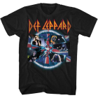 Def Leppard: Shattered Photo T-Shirt