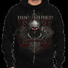 Disturbed: Medieval Hoodie