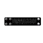 Disturbed: Leather Wrist Cuff