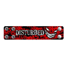 Disturbed: Crazy Face Wrist Cuff
