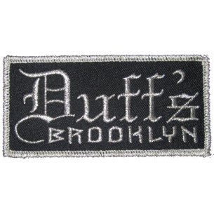 Duff's Brooklyn: Logo Patch