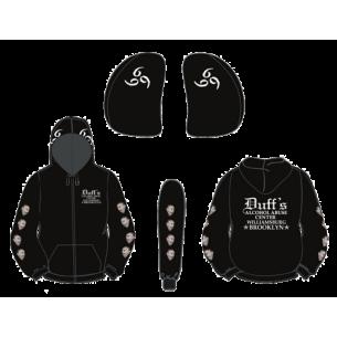 Duff's Brooklyn: Zipper Hoodie