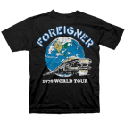 Foreigner: 1978 World Tour T-Shirt