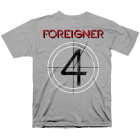 "Foreigner: ""4"" Men's T-Shirt"
