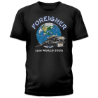 Foreigner: Train Large T-Shirt
