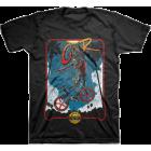 Guns N Roses: BMX Biker T-Shirt