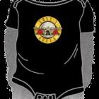 Guns N' Roses: Bullet Onesie