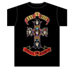 Guns N' Roses: Cross Logo T-Shirt