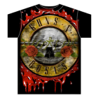 Guns N' Roses: Bloody Bullet T-Shirt