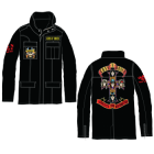 Guns N Roses: Cross Logo Army Jacket