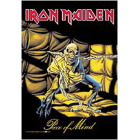 Iron Maiden: Piece of Mind Fabric Poster