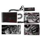Iron Maiden: Piece of Mind Chain Wallet