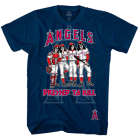 Kiss: Los Angeles Angels T-Shirt