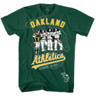 Kiss: Oakland A's T-Shirt
