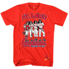 Kiss: St Louis Cardinal T-Shirt