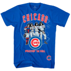 Kiss: Chicago Cubs T-Shirt