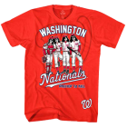 Kiss: Washington Nationals T-Shirt