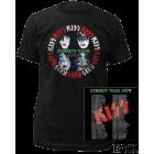 Kiss: Dynasty Tour T-Shirt