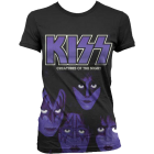 Kiss: Creatures of the Night Girlie Shirt