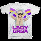 Lady Gaga: Airbrush T-Shirt