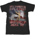 Led Zeppelin: '77 USA Tour T-Shirt