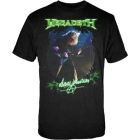 Megadeth: Mustaine Photo T-Shirt