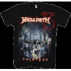 Megadeth: Zombie 13 T-Shirt