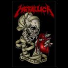 Metallica: Heart Explosive Poster