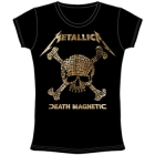 Metallica: Death Magnetic Girlie Tee