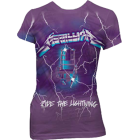 Metallica: Lightning Girlie Tee