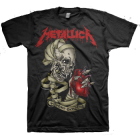 Metallica: Heart Explosive T-Shirt