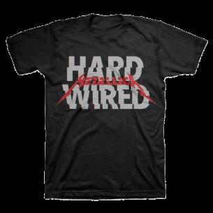 Metallica: Hard Wired Glitch T-Shirt