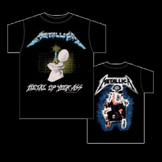 Metallica Up Your Ass 47