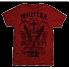 Motley Crue: Final Tour T-Shirt