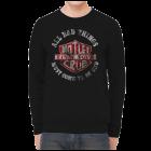 Motley Crue: Bad Boys Shield Sweatshirt